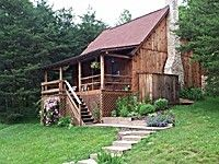 Old Man's Haven Country Cabins - Hocking Hills Cabins