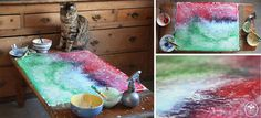 This 5-year-old autistic girl is creating breathtaking art | Rare
