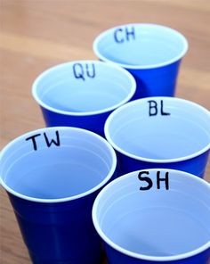 Activities: Toss and Blend: A Carnival Game