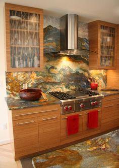 cabinets, kitchens, idea, kitchen backsplash, stone, construction, kitchen remodel, blues, kitchen designs