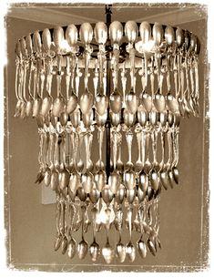 spoon light fixture