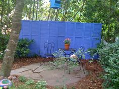 I have been wanting to do this for a small patio that's in our back yard.