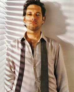 Paul Rudd.... always hilarious (and adorable).