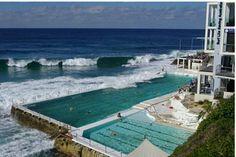 bondai iceberg pool @australia