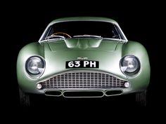 1960 Aston Martin DB4 GTZ