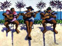 Groovin' by Al Furtado at Maui Hands