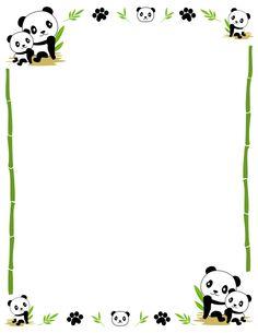 Preschool Border Clip Art Border clip art featuring cute