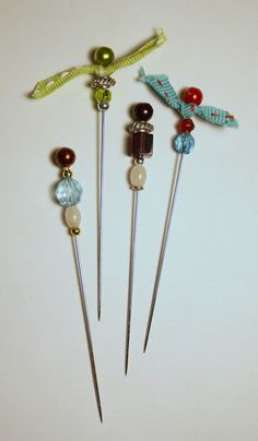 Do-it-Yourself Stick Pins
