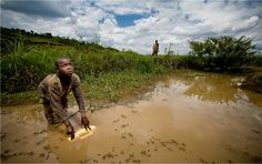800 million people still live without clean water around the world.