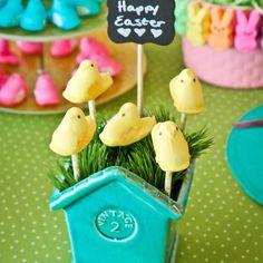 Happy Easter #peeps