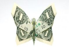 more money oragami