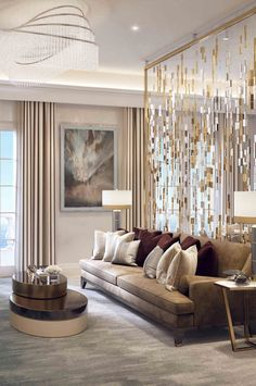 Be amazed discovering the best luxury lighting fixtures selection for your next living room interior design project at luxxu.net !   #livingroom #luxury #luxuryfurniture #interiordesign #interiordesignideas #lighting #lightingdesign #homedecor #decor