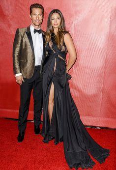 Fact: Matthew McConaughey & Camila Alves Are Smokin'