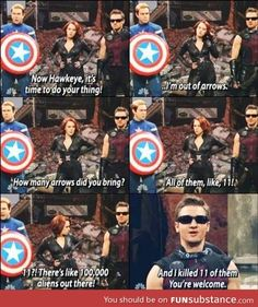 The Avengers SNL skit with Jeremy Renner