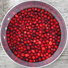 Thanksgiving Basics--Cranberry Sauce Two Ways