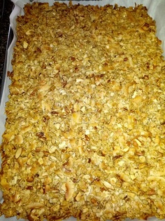 Michael Symon's Granola recipe