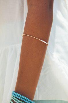 Coiled Plans Bracelet