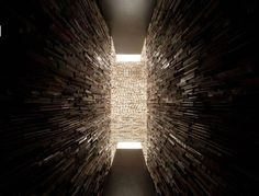 room made of books!!