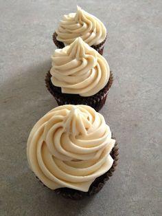 Irish Car Bomb Cupcakes!!! www.jillianharris.com