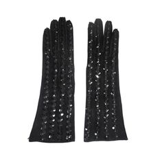 Glam gloves are warm and inviting staple that will keep you snug and stylish all winter long #BECCA #WishLists — Kerry Cole, Style Director
