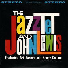1961 Album Cover #music #jazz