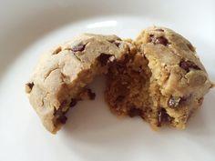 Chickpea Cookie Dough Bites