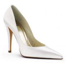 heel closedto, stiletto heel, wedding shoes, weddings, heels, stilettos, upper stiletto, bridal shoes, satin upper