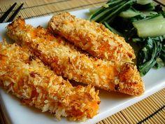 sriracha chicken strips...