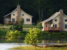 Stonewall Resort Cottages, Roanoke, West Virginia. We spent the night with our daughter and her family. A very beautiful place to visit.