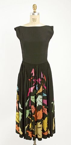 WOW!!! Dress, Evening  Myrbor (French, 1922–1936)  Date: 1923