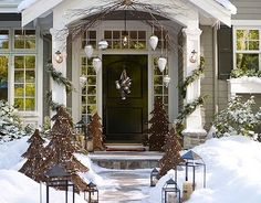 Entry ways should always be stunning.