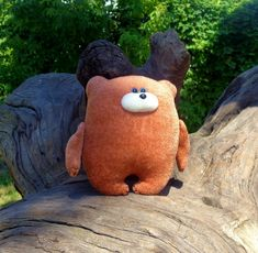 6 inch soft toy Teddy bearsoft toy   plush bear Brown di ZooToys, $18.00