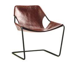 Paulo Mendes da Rocha - Paulistano Chair