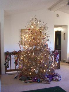 tumbleweed xmas tree