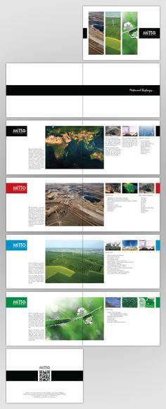 #layout #brochure