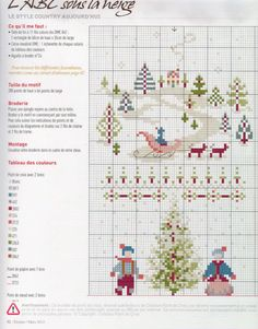 Gallery.ru / Фото #32 - 995 - Yra3raza galleryru, 995, crossstitch, yra3raza, cross stitch, punto, embroideri stitch, фото 32, christma