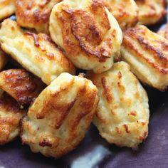 Cheesy Cauliflower Tater Tots   by I Breath…I'm Hungry