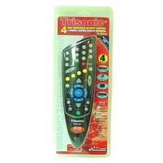 Trisonic universal remote codes Solved - Fixya