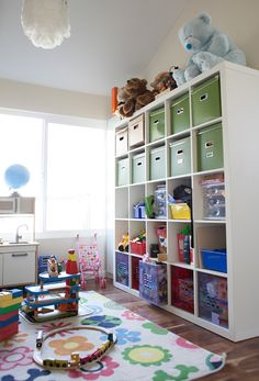 Living With Kids home tour featuring Katy Regnier