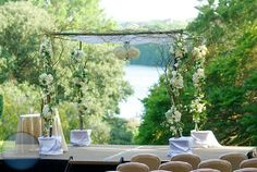 season austin, seasons, weddings, chuppah inspir, gorgeous chuppah