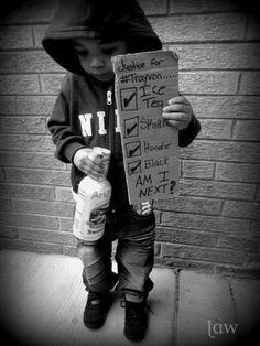 Trayvon.