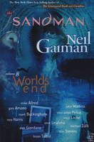 Availability: http://130.157.138.11/record= Sandman: World's End v. 8 (Paperback)World's End' tells of travellers caught in the vortex of a reality storm. They wait out the storm by sharing tales in the flickering amber glow of the fire. As the accounts are related, a larger design unfolds.
