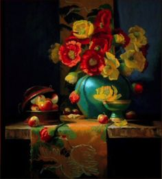 Pastel Painting Techniques: Still Life Flowers| ArtistsNetwork.TV