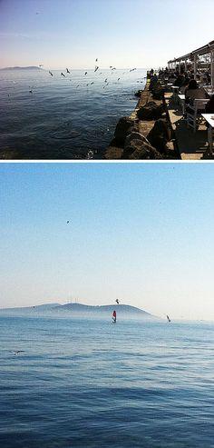 Fenerbahçe Parkı Anadolu yakasınını en romantik yerlerinden birisi...  Romantika-Fenerbahçe-Parkı by arjantino, via Flickr