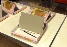 #cardboard #paint icoloridilaura: Laboratorio di compleanno...