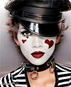 Halle Berry, from 25 Celebrity Mimes