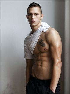 Dmiteiy Tanner. Model AND Marine