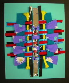 recycled weaving