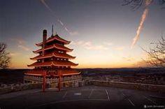 Lake Antietam and Pagoda in Reading, PA