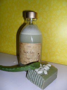 Homemade (dog) shampoo